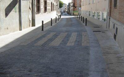 Renovación de pavimentos en calles de Illescas (Toledo)