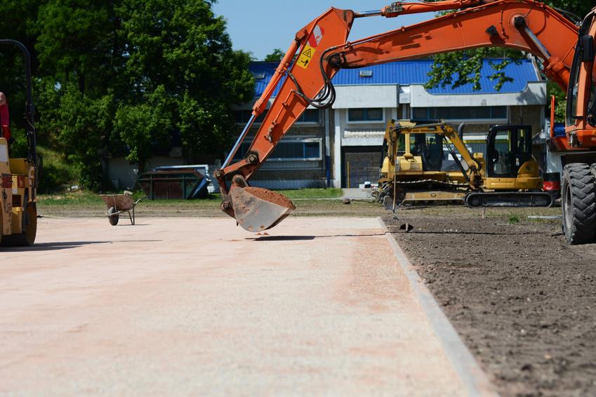 servicios de excavaciones en Madrid