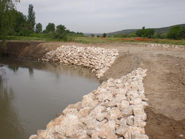 Canal de desagüe 1