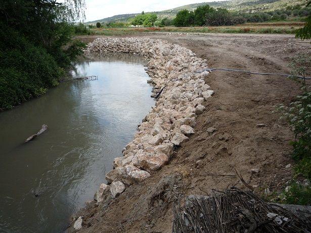 Canal de desagüe 2