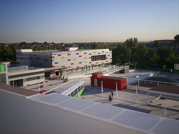 Centro comercial El Torreón 3