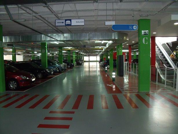 Parking centro comercial 2