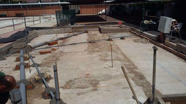 Reconstrucción Kiosco 2