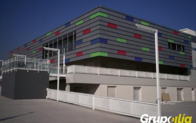 Rehabilitación centro comercial El Torreón