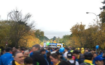 Domingo de carrera contra la diabetes