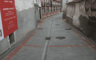 Inauguración de Calles remodeladas en Tielmes