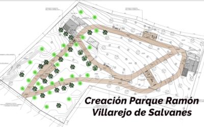Proyecto Parque Natural en Villarejo