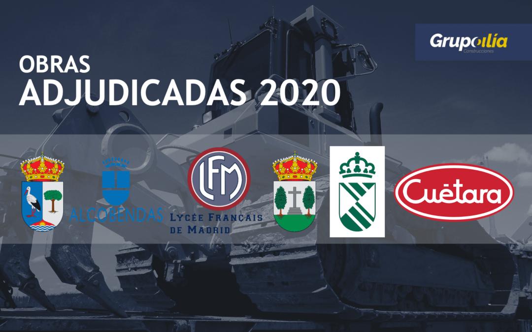 Grandes Proyectos del 2020